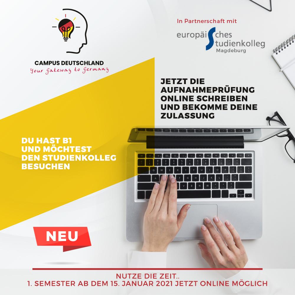 Studienkolleg Online
